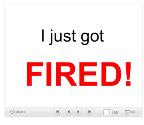 What to put on resume if laid off